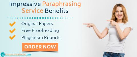 paraphrasing online help